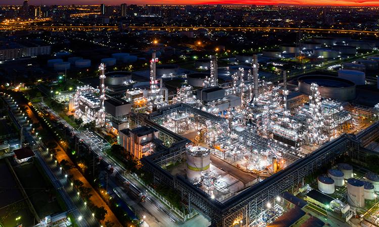 KNPC Al-Zour Refinery Project, Al Zour KuwaitRead More - M&I